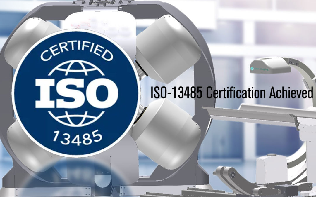 ISO-13485 Certification Achieved