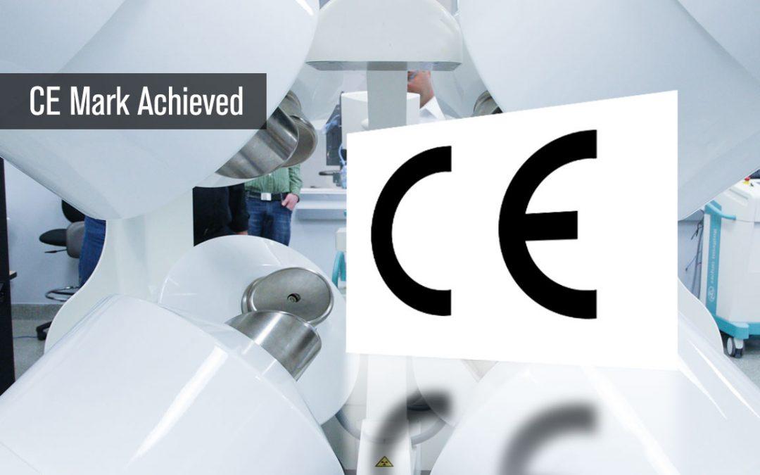 CE Achieved