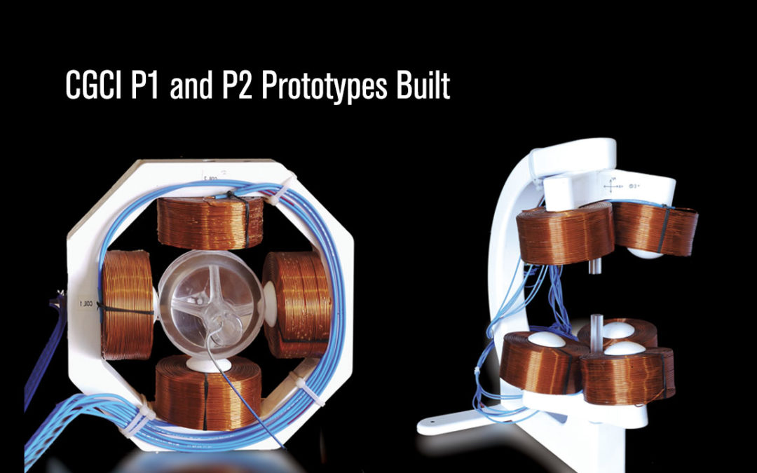 CGCI Prototypes Built