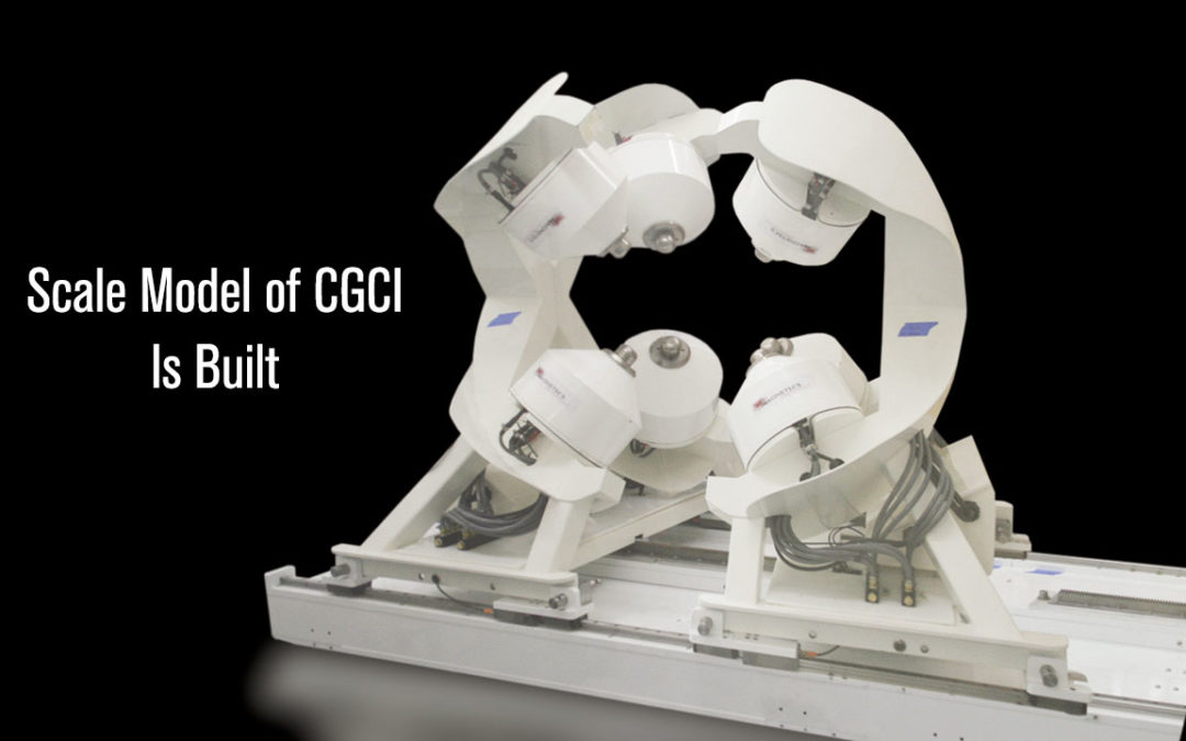 Scale Model of CGCI Built