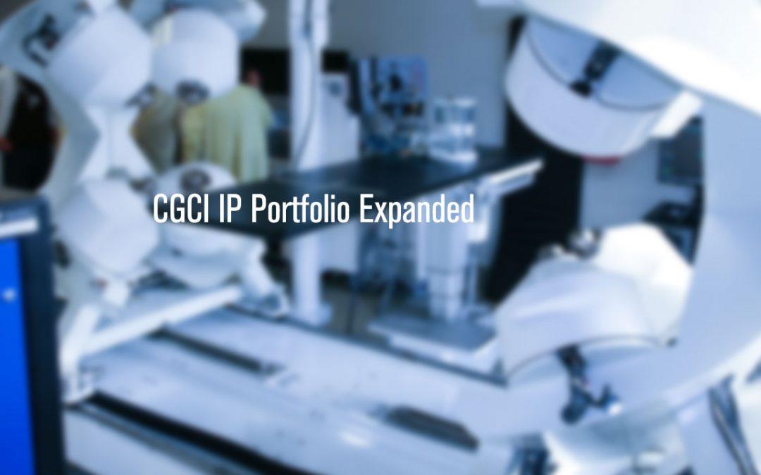 CGCI IP Portfolio Expanded