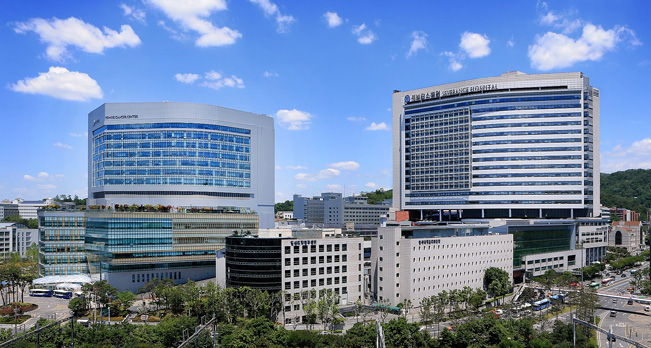 CGCI System Installed at Yonsei University Severance Hospital in Korea